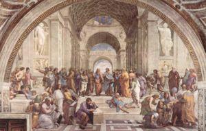 olimpiadi storia dell'arte